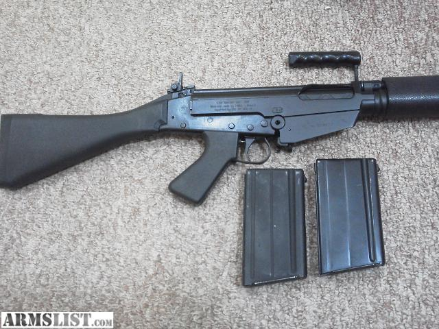 Fn Fal Receiver Related Keywords & Suggestions - Fn Fal