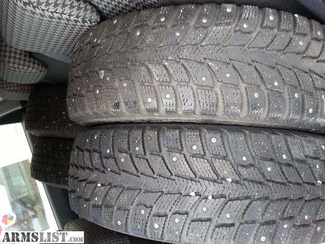 armslist for sale trade nokian hakkapeliitta best snow winter tires studded 185 70r14 set. Black Bedroom Furniture Sets. Home Design Ideas