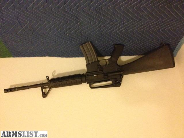 For Sale: Bushmaster 5.56/223 AR-15