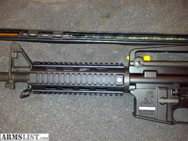 Bushmaster m4 rifle