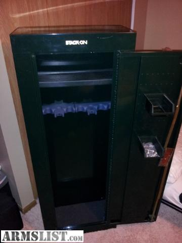 ARMSLIST - For Sale: Stack-On 8 Gun Security Cabinet