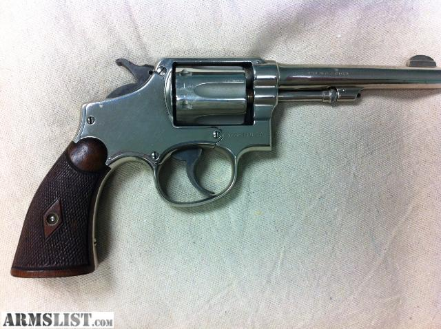 ARMSLIST - For Sale: S&W K-frame Model 1905, 32-20, Revolver