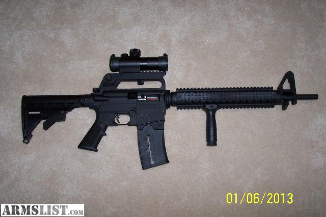 Armslist For Sale Trade Mossberg 715t W Carry Handle