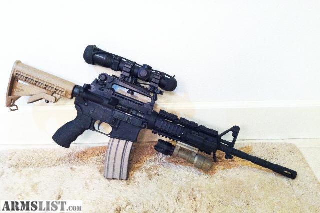 ARMSLIST - For Sale: Bushmaster XM15-E2S 223/556 AR-15 ...