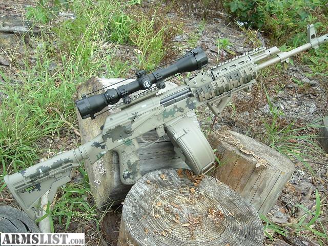 Ak 47 tactical package / Cinemas houston
