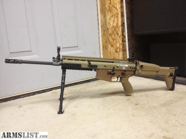 Fn scar 17s for sale serious buyers only after market ergo new