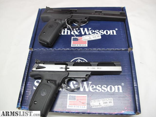 how to buy smith and wesson stock