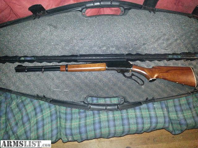 ARMSLIST - For Sale: Marlin model 336 lever action 30-30
