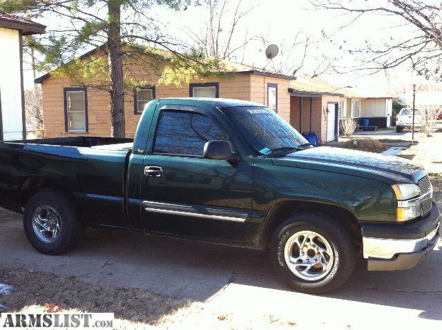 armslist for sale 2003 chevrolet silverado 1500. Black Bedroom Furniture Sets. Home Design Ideas
