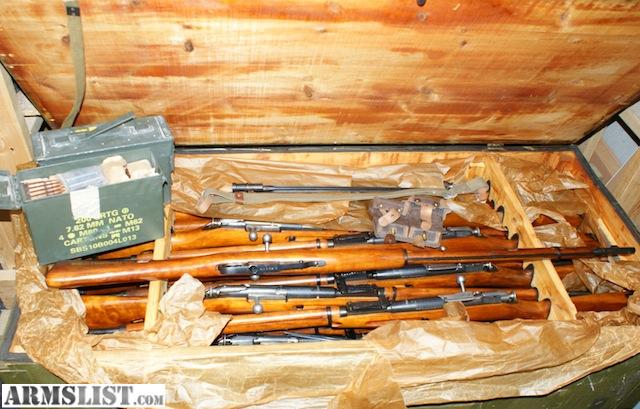 Armslist For Sale Crate 20 Mosin Nagant Slings