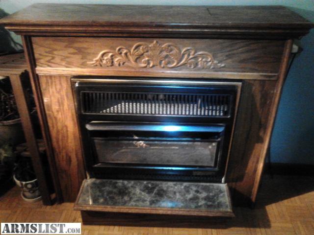 ARMSLIST For Sale Trade PRICE DROP Prime Heat Lp Gas Propane Fireplace
