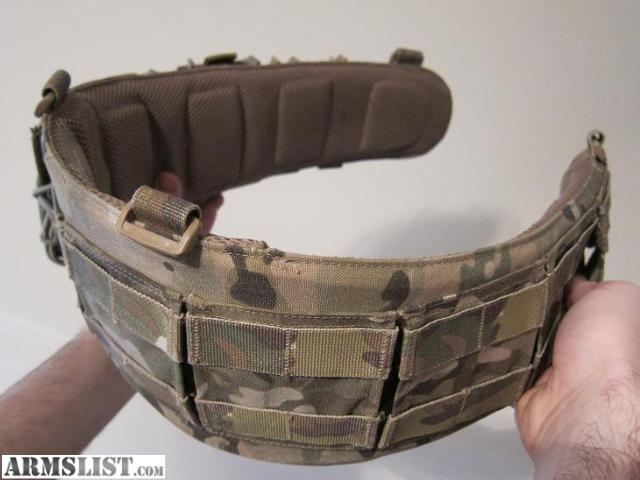 armslist for sale trade vtac tyr brokos battle belt