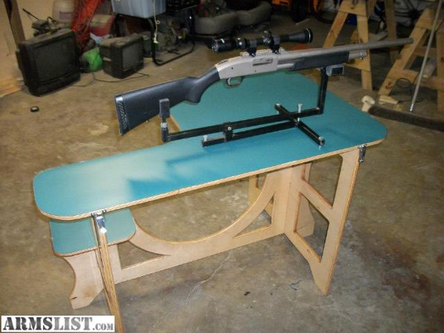 Bench S For Sale Armslist For Sale Portable Shooting Bench
