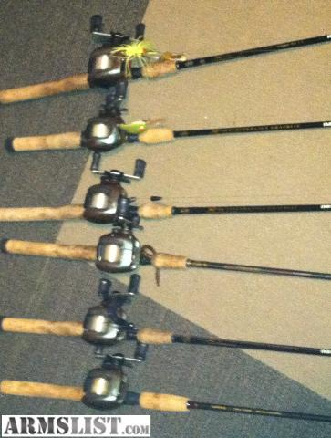 armslist - for sale/trade: bass fishing gear, Fishing Gear