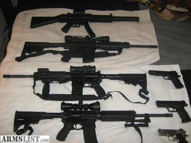 ARMSLIST - For Trade: REAL NICE GUN COLLECTION