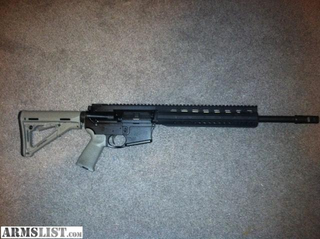 For sale is a LaRue Tactical OBR 5.56 with 16 Inch barrel