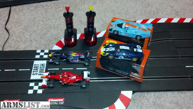 carrera slot car track for sale