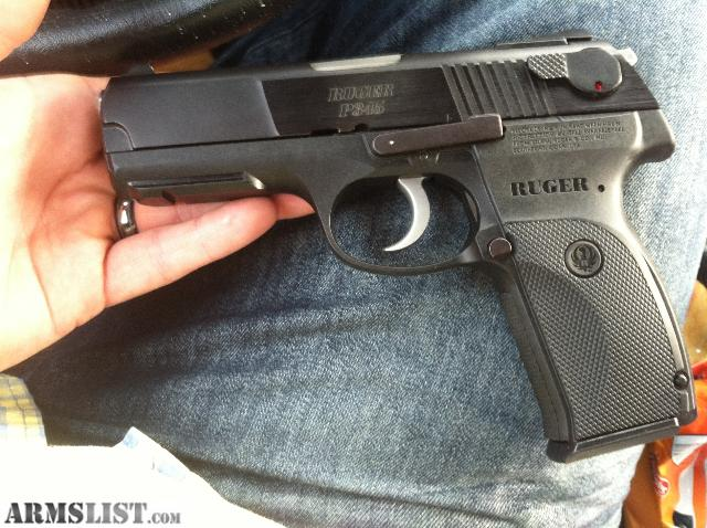 ARMSLIST - For Sale/Trade: LNIB ruger P345 45auto with ...