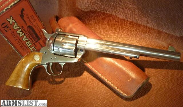 Armslist For Sale Beretta Stampede 45 Colt 7 5 Quot Barrel
