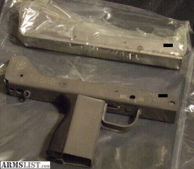 For Sale/Trade: SWD Cobray M11/9 9mm Semi-Auto