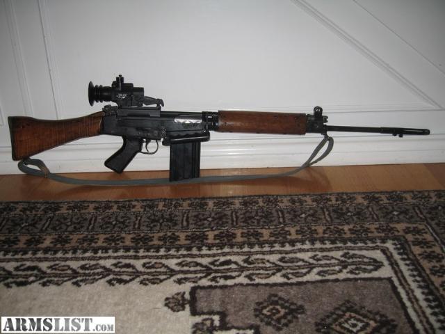 armslist for sale nato 308 fal l1a1 battle. Black Bedroom Furniture Sets. Home Design Ideas