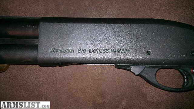 Remington 870 Serial Look-up