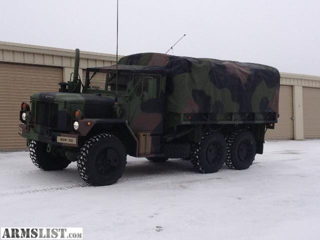 Armslist For Sale 1997 M35a3 Army Military 2 1 2 Ton