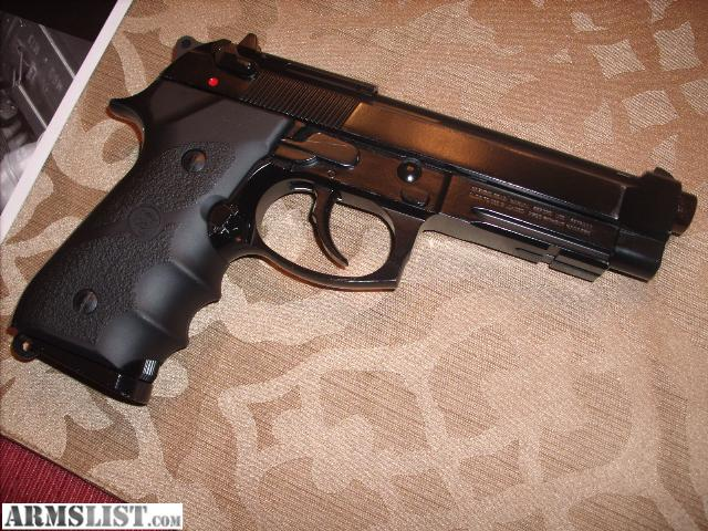 ARMSLIST - For Sale: 2 GAS BLOWBACK AIRSOFT PISTOLS 1 M9A1 , 1 BABY HI-CAPA