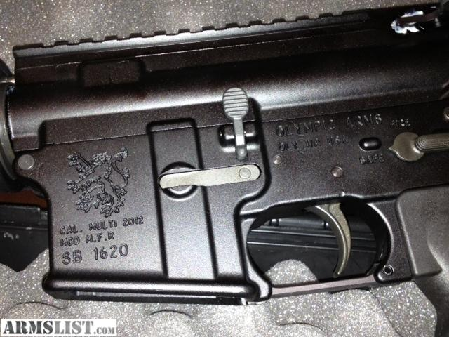 ARMSLIST - For Sale: Brand New Olympic Arms Plinker Plus ...