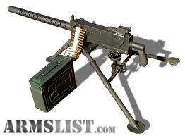 Armslist For Sale Browning M1919 Belt Fed Machine Gun