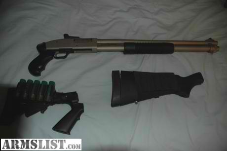 ARMSLIST - For Trade: MOSSBERG 590 TACTICAL MARINER FOR ...