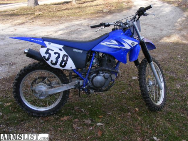 armslist for sale 2009 yamaha ttr 230