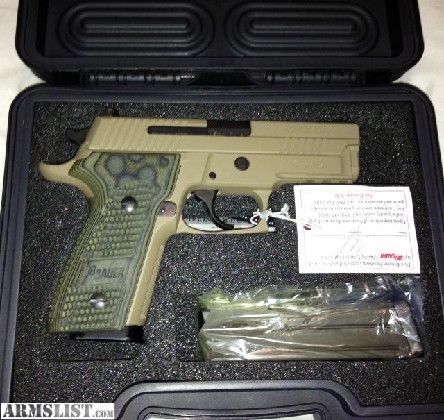 For Sale Trade Sig Sauer P229 9mm Tacpac With: For Sale: Trade Or Sell: Brand New Sig Sauer