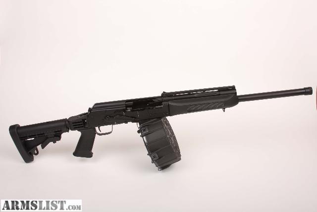 ARMSLIST - For Sale: Saiga 12 Shotgun w/ Pistol Grip and ...