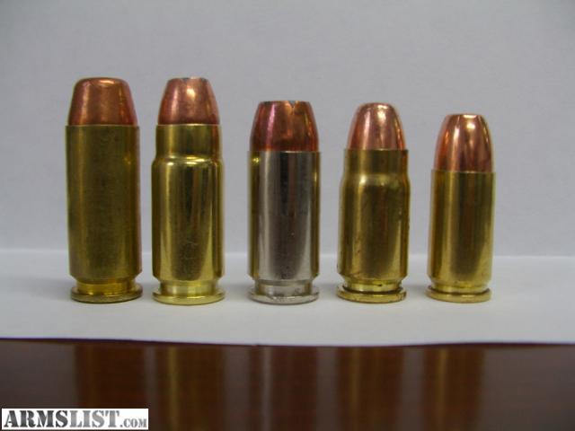 Heavy .40 Smith & Wesson  P Pistol & Handgun Ammunition