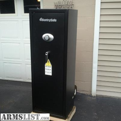 ARMSLIST - For Sale: Sentry 14 gun safe (brand new)