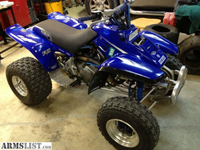 Armslist for sale trade 2002 yamaha warrior 350 for Yamaha warrior for sale