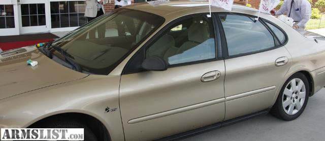 ARMSLIST  For Trade 2000 Ford Taurus for AR10 AR15 or other guns