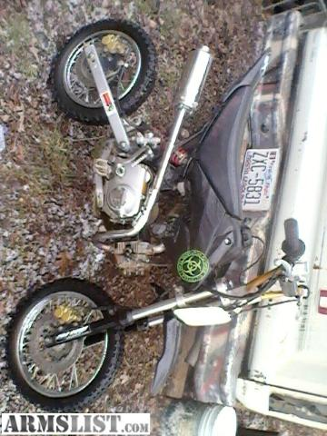 Armslist For Sale Trade 2006 Roketa 125cc Pit Bike