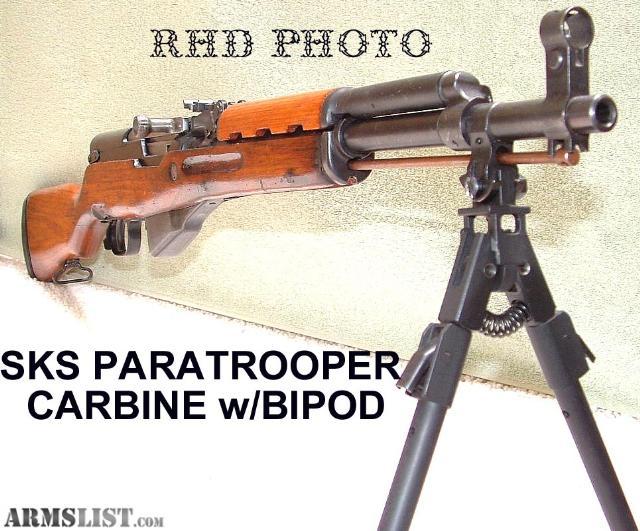 Armslist for sale sks bipod