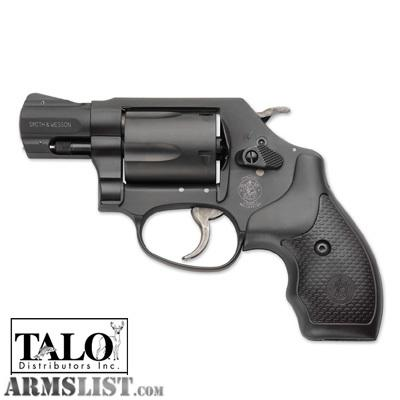ARMSLIST - Want To Buy: Smith and Wesson J frame, Model 360 .357 ...
