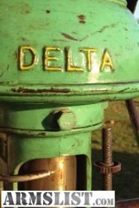 armslist  saletrade drill press floor model delta good solid base   wheel rims set