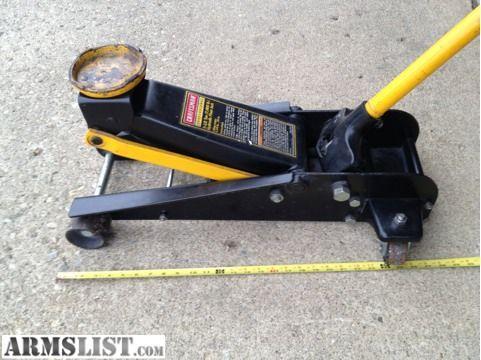 armslist - for sale/trade: craftsman floor jack 7000 pound