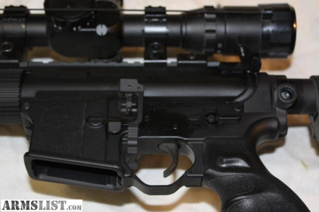 Armslist For Sale M4 Ar15 Sniper Totally Custom
