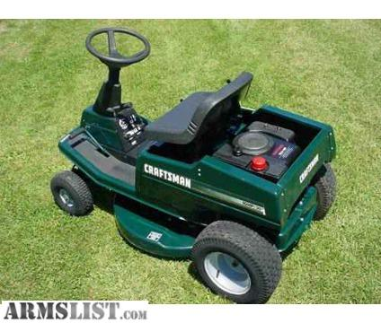 how to start an older ariens riding mower