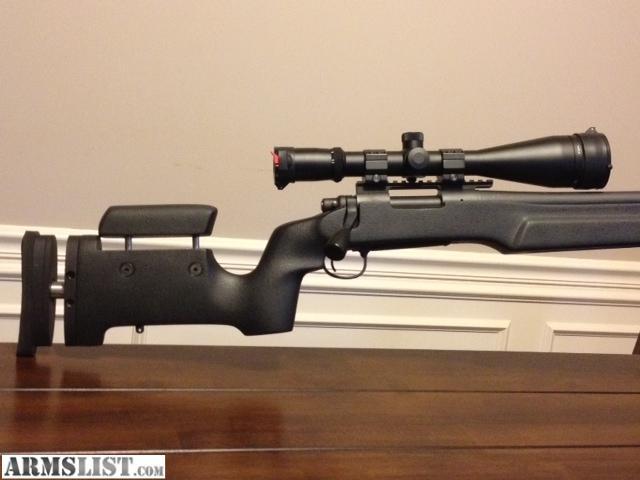 Remington 700 Pss Vs Sps