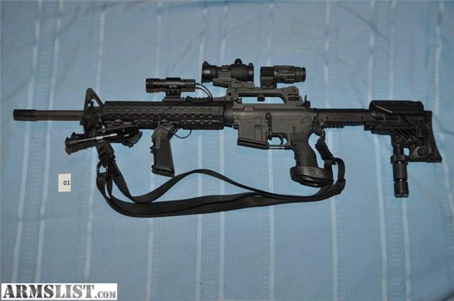 Armslist for sale colt ar 15 a2