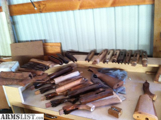 gun stock duplicating machine for sale