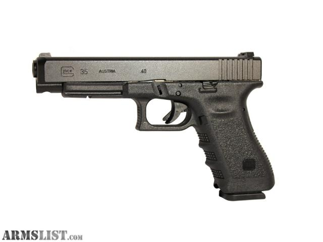 Wtt like new glock 35 for like new fde fnx 45 or glock 21 in fde