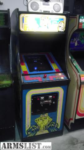 pacman machine value